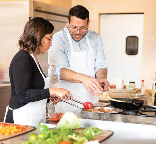 Read article Family influence found in recipe created by vice president
